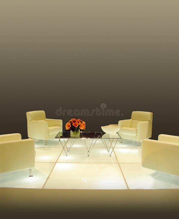 кресла стоковое изображение rf