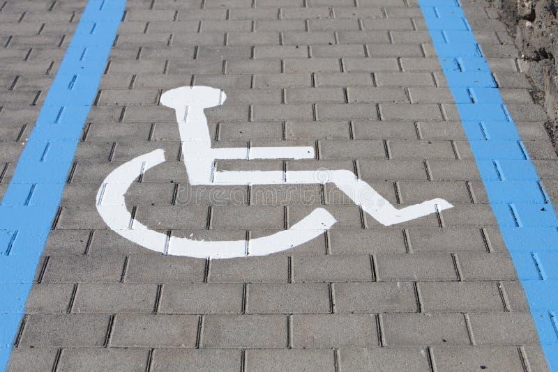 кресло-коляска майны стоковая фотография