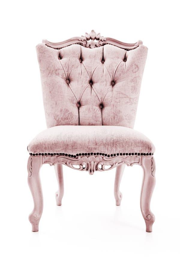 Кресло роскоши сбора винограда стоковое фото