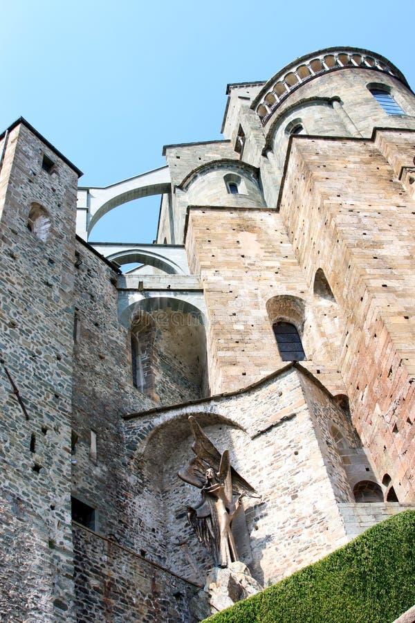 крестцы san Италии michael michele di archangel стоковое изображение rf