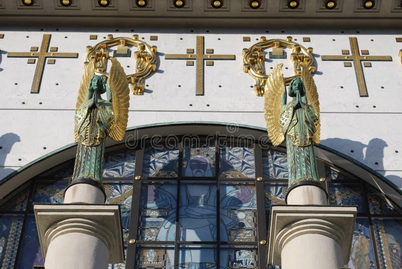 кресты ангелов стоковые изображения rf