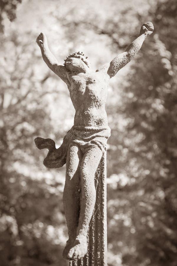 крест christ распял святейший jesus стоковое изображение rf