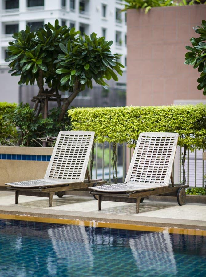 Кресло для отдыха стоковые фото