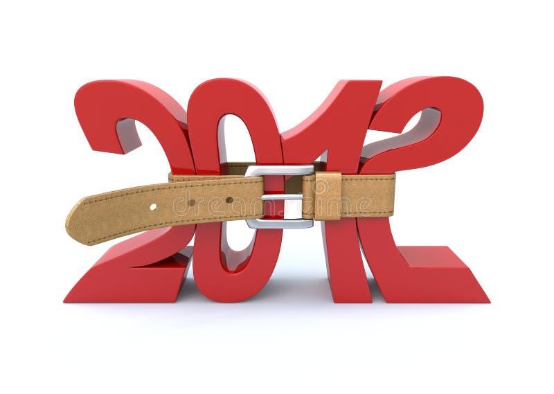 кризис 2012 бесплатная иллюстрация