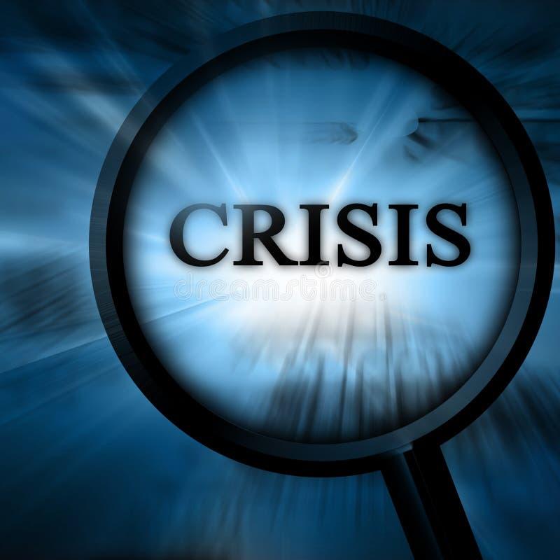 Кризис бесплатная иллюстрация