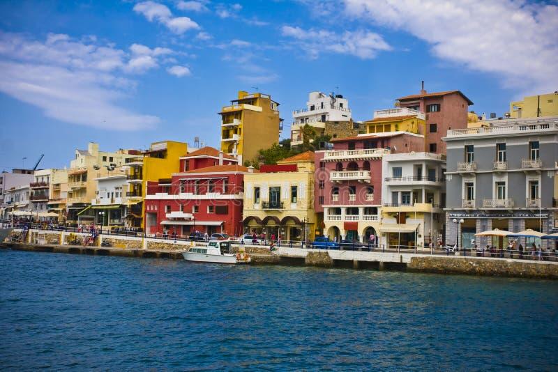 Крит в Греции стоковые изображения rf