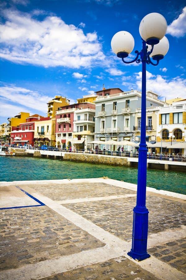 Крит в Греции стоковое изображение rf