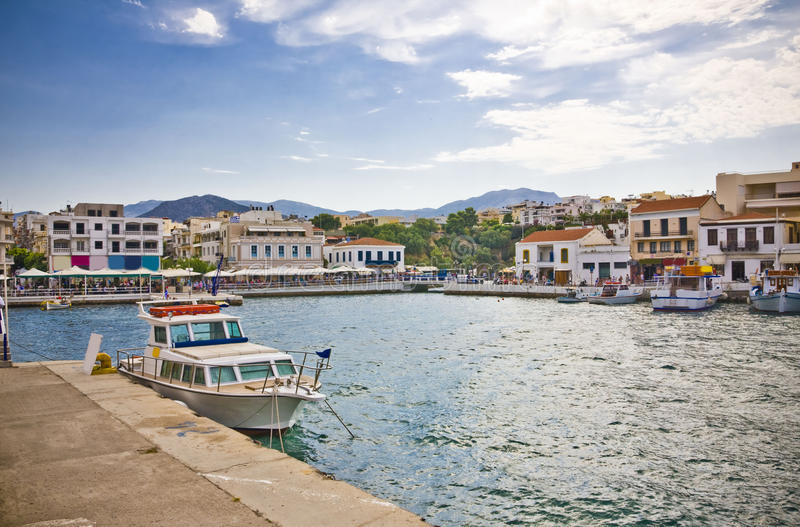Крит в Греции стоковые фото