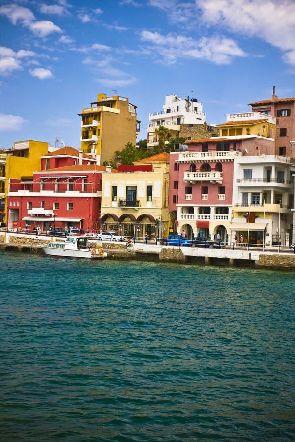 Крит в Греции стоковая фотография