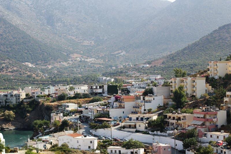 Крит Греция Море стоковая фотография