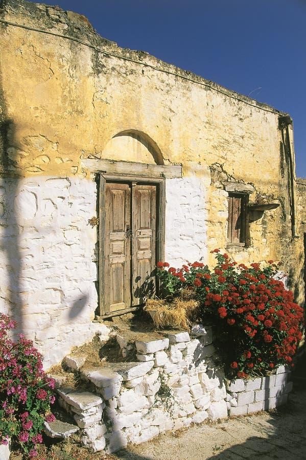 Крит Греция стоковое изображение rf