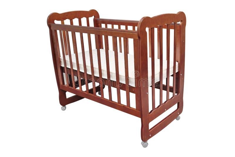 Кроватка младенца стоковые фотографии rf