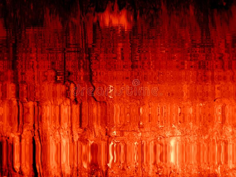 Кровь Солнця стоковое фото rf