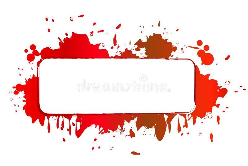 кровь иллюстрация штока