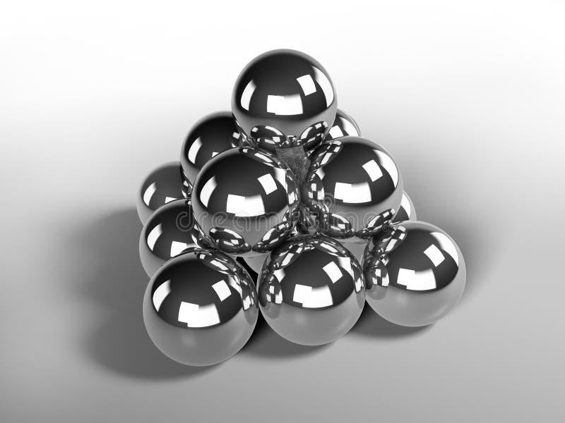 кром шариков иллюстрация вектора