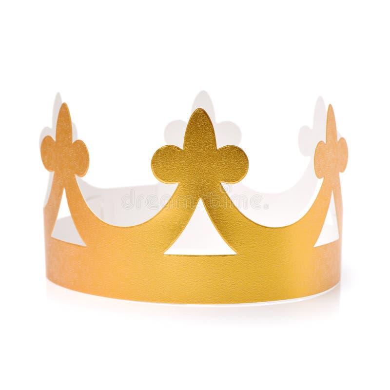 Крона дня рождения стоковое изображение