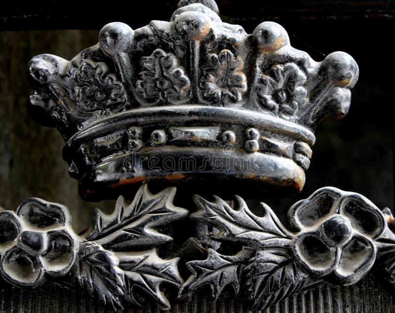 крона стоковая фотография