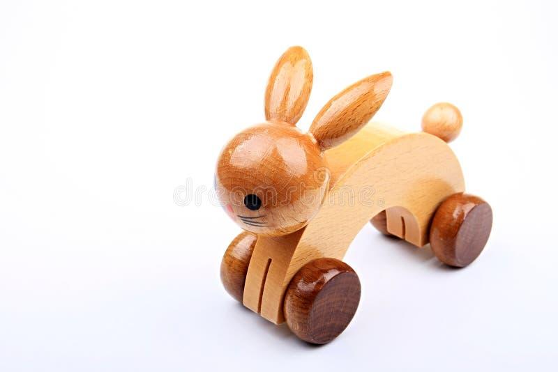 Кролик игрушки стоковое изображение rf
