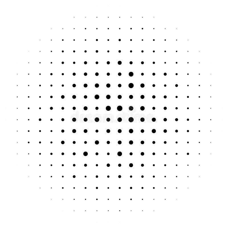 Download Круги полутонового изображения, картина точек полутонового изображения Monochrome полутоновое изображение Иллюстрация вектора - иллюстрации насчитывающей увядайте, desktop: 81802149