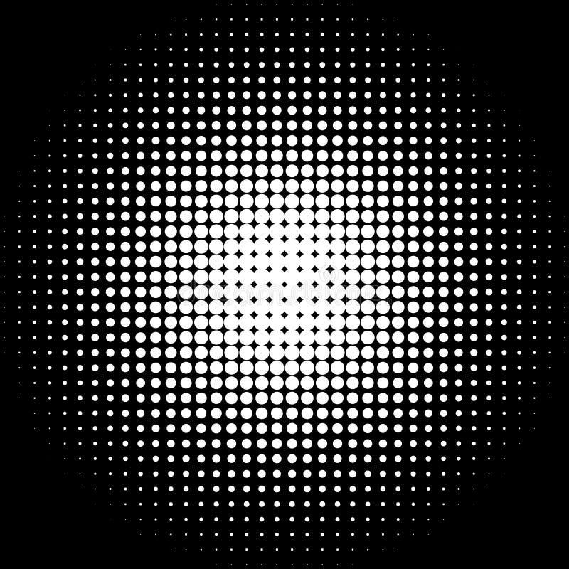 Download Круги полутонового изображения, картина точек полутонового изображения Monochrome полутоновое изображение Иллюстрация вектора - иллюстрации насчитывающей растр, шуточно: 81802191