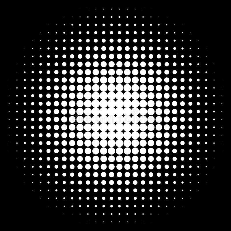 Download Круги полутонового изображения, картина точек полутонового изображения Monochrome полутоновое изображение Иллюстрация вектора - иллюстрации насчитывающей опубликовывать, печать: 81802198