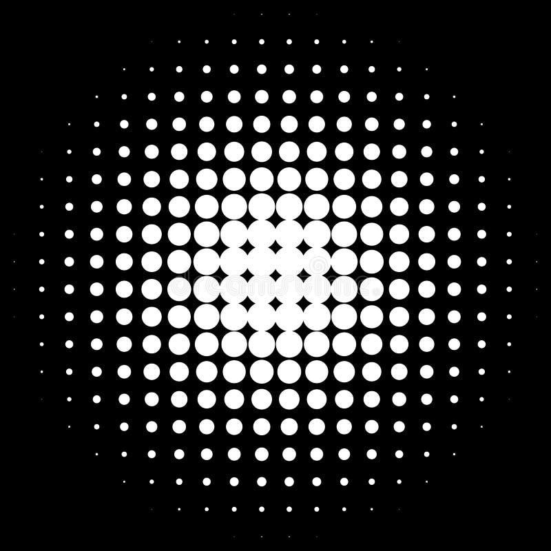 Download Круги полутонового изображения, картина точек полутонового изображения Monochrome полутоновое изображение Иллюстрация вектора - иллюстрации насчитывающей monochrome, шуточно: 81802221