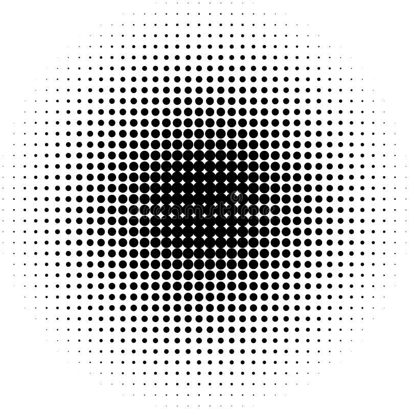 Download Круги полутонового изображения, картина точек полутонового изображения Monochrome полутоновое изображение Иллюстрация вектора - иллюстрации насчитывающей круг, половинно: 81802285