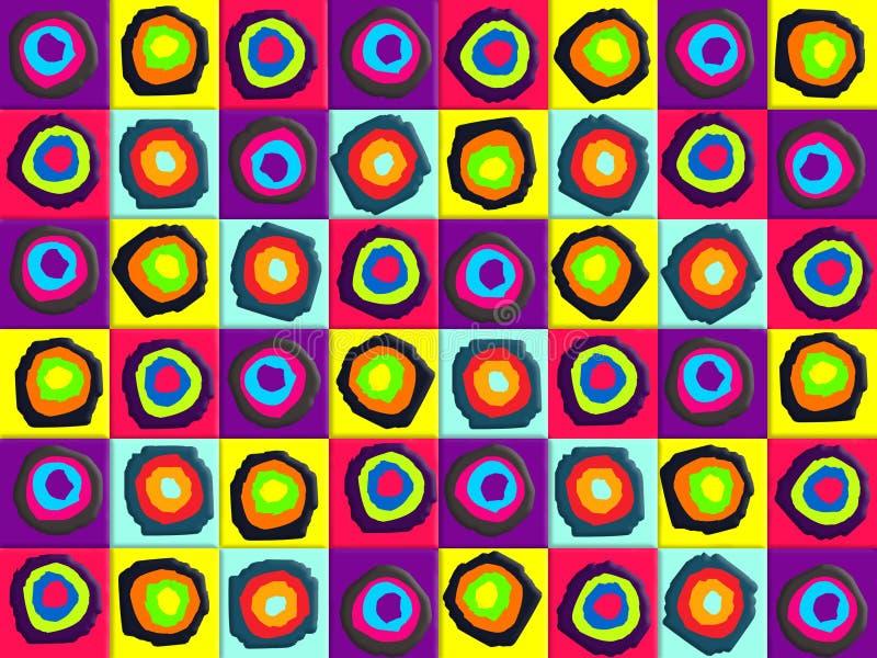 Download круги стоковое изображение. изображение насчитывающей внутрь - 18387645