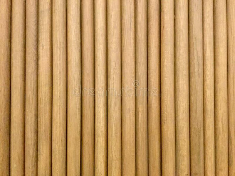 Круглые деревянные ручки Справочная информация Картина стены стоковая фотография rf