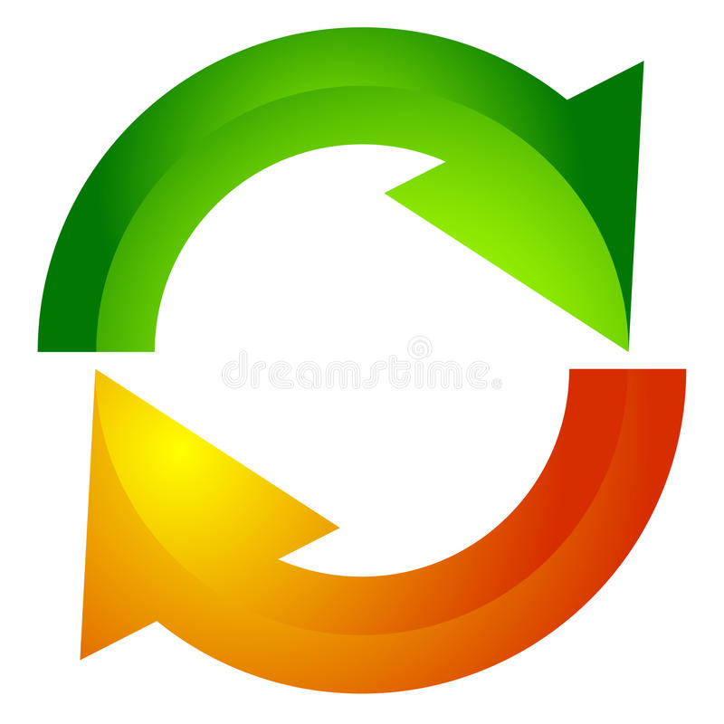 Download Круговая стрелка, значок стрелки круга Вращение, рестарт, извив, Tur Иллюстрация вектора - иллюстрации насчитывающей петля, revise: 81814480