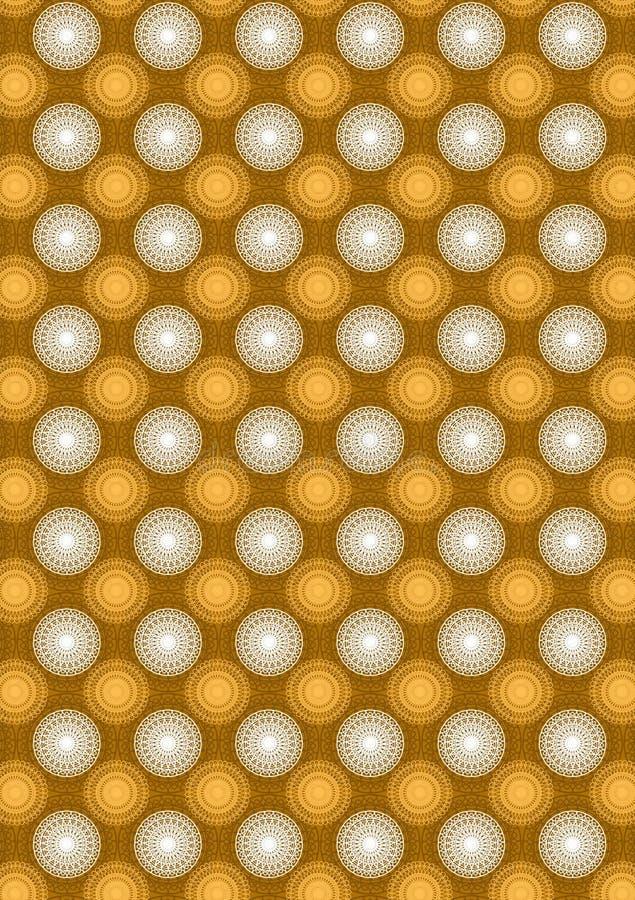 Круговые картины геометрии стоковая фотография