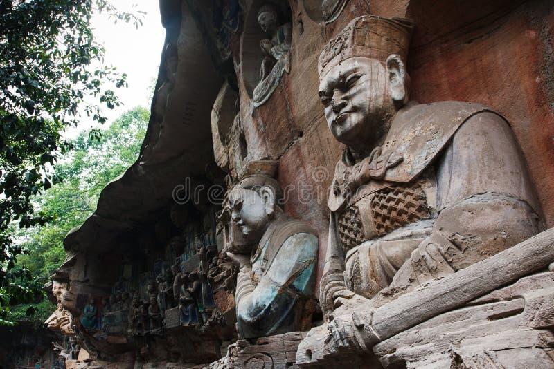 Круг горы звона Bao жизни стоковая фотография rf