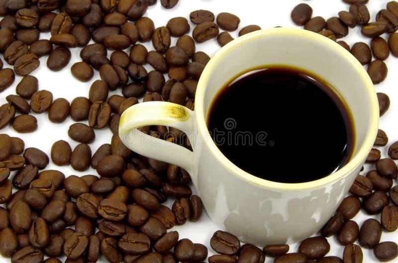 Download кружка кофе стоковое изображение. изображение насчитывающей еда - 77631