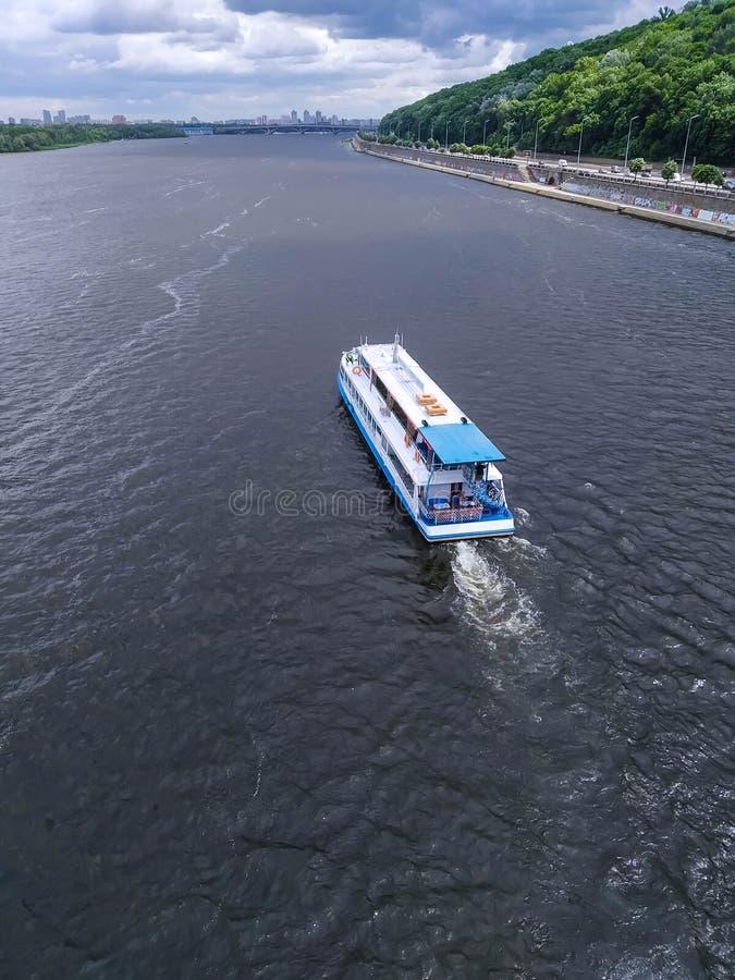 Круизное судно стоковое фото