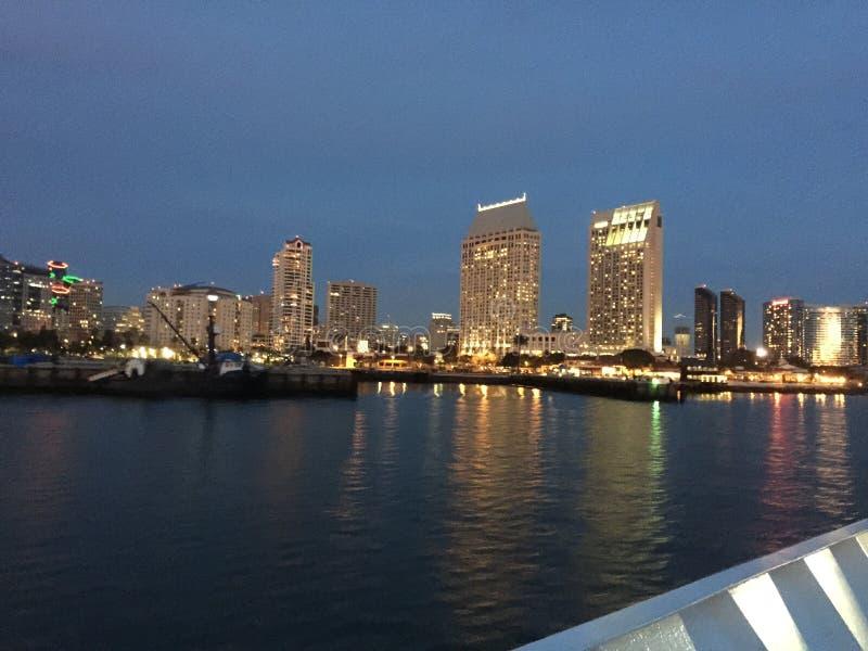 Круиз в Сан-Диего стоковая фотография