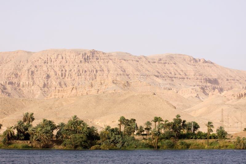 Круиз Нила стоковая фотография