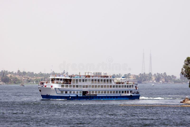 круиз Нил стоковые фото