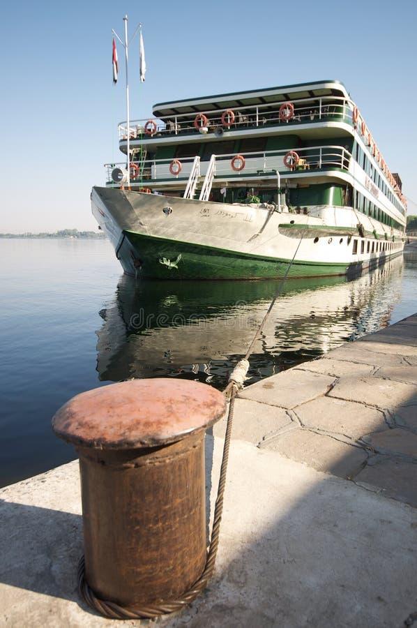 круиз Нил стоковая фотография