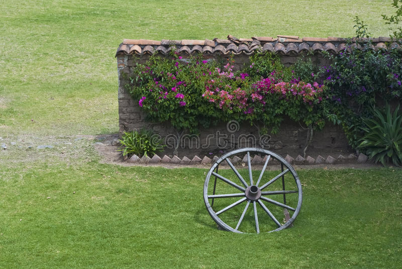 крупное поместье мексиканское стоковые фотографии rf
