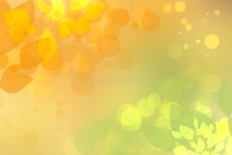 крупный план предпосылки осени красит красный цвет листьев плюща померанцовый Текстура предпосылки абстрактного праздничного град иллюстрация вектора