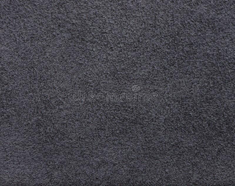 Крупный план предпосылки текстуры alcantara стоковое изображение