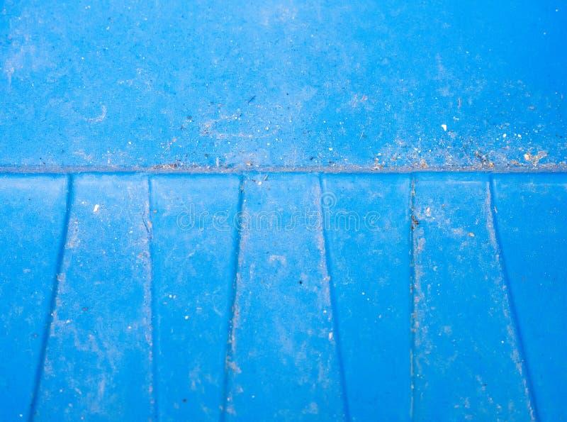 Крупный план пыли в пластиковом dustpan стоковые изображения
