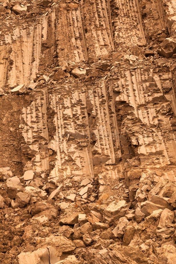 Крупный план суглинка глины как предпосылка стоковое фото