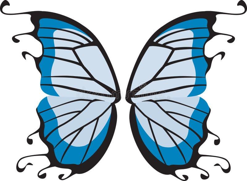 крыла бабочки бесплатная иллюстрация