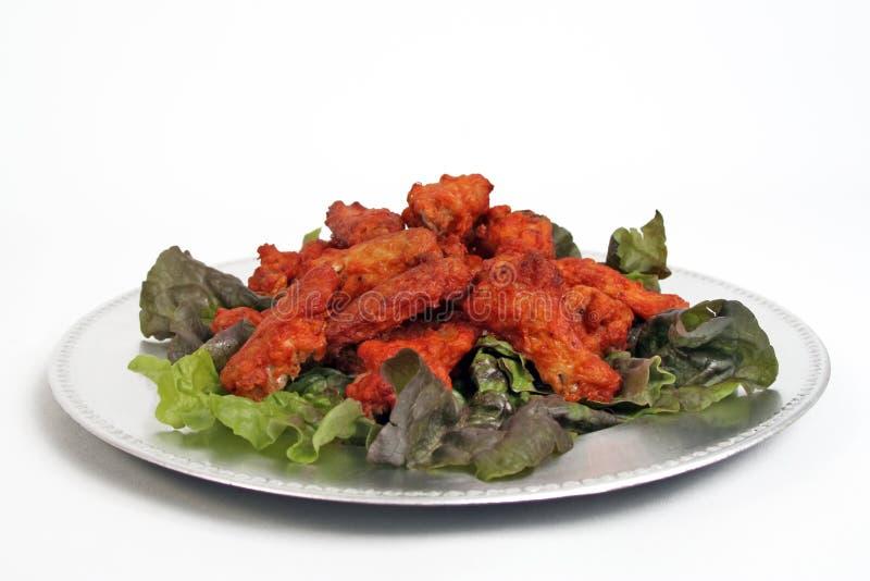 Download крыла цыпленка стоковое изображение. изображение насчитывающей ресторан - 493929