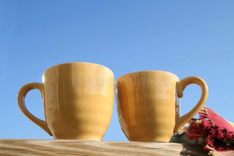 крылечко кофе стоковые фото