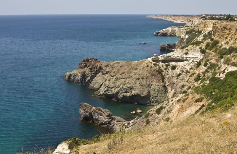 Крым fiolent стоковое фото