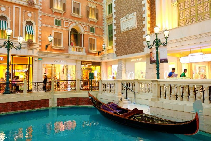 Крытая Венеция стоковое фото rf