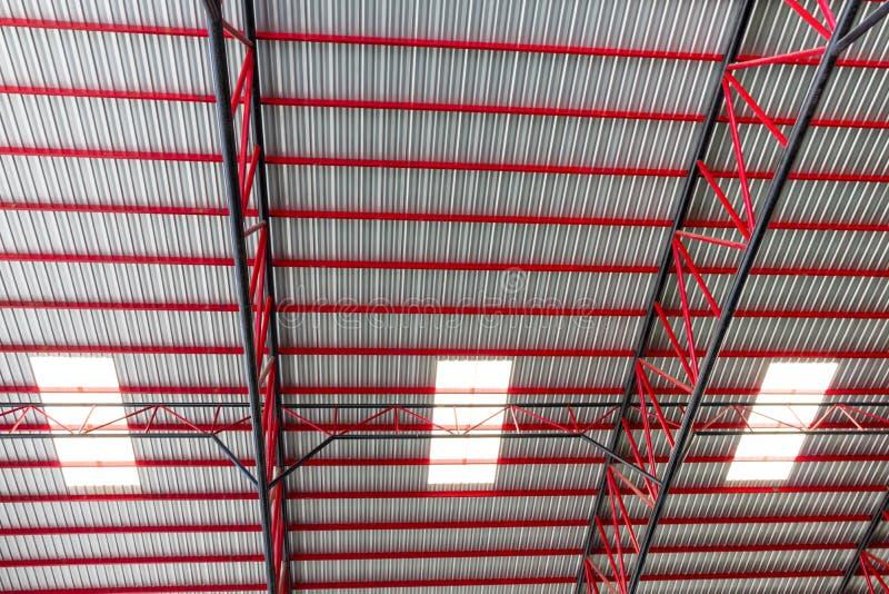 Крыша металла стоковое изображение rf