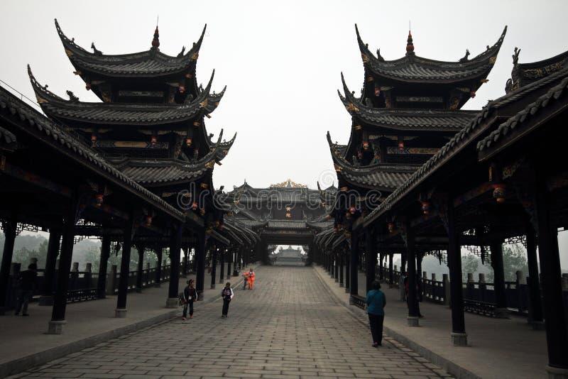Крыша, мост стоковые фотографии rf